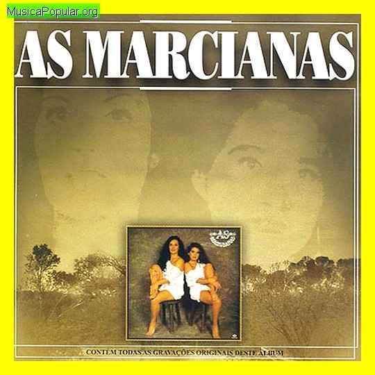 discografia as marcianas