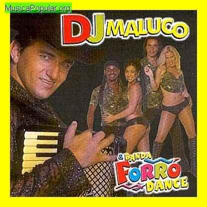 cd dj maluco banda forro dance 2004