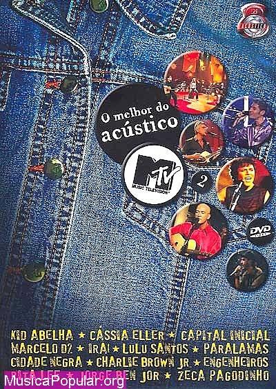 DVD O Melhor do Acústico MTV Vol.2
